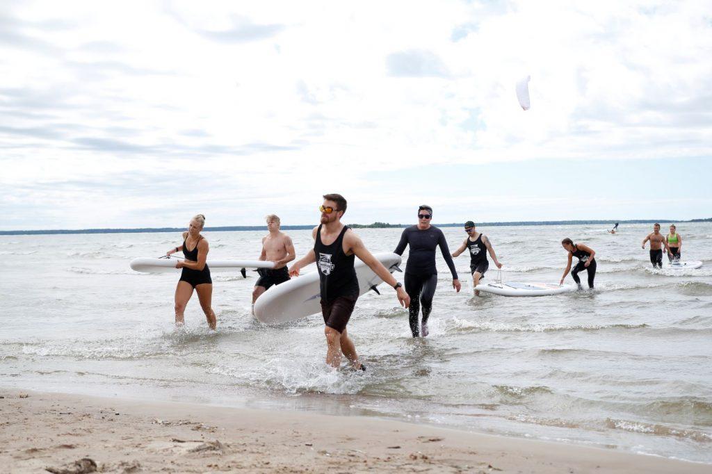 yyteri sandstorm kilpailijoita tulossa merestä